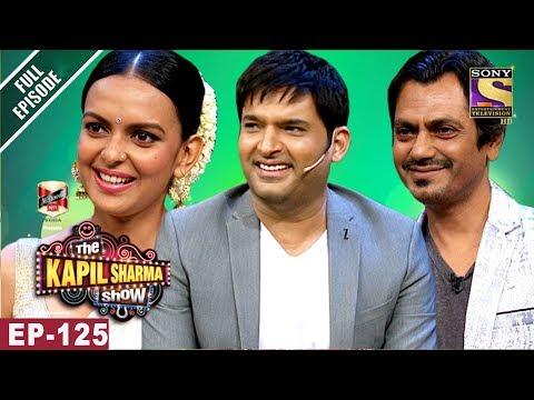 The Kapil Sharma Show - दी कपिल शर्मा शो - Ep - 125 - Babumoshai Bandookbaaz - 5th August, 2017 thumbnail