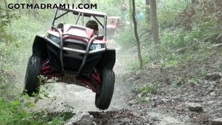 RZRS HAMMERED DOWN ON 3RD AND FINAL HILL AT SOUTHERN ROCK RACING FINALE