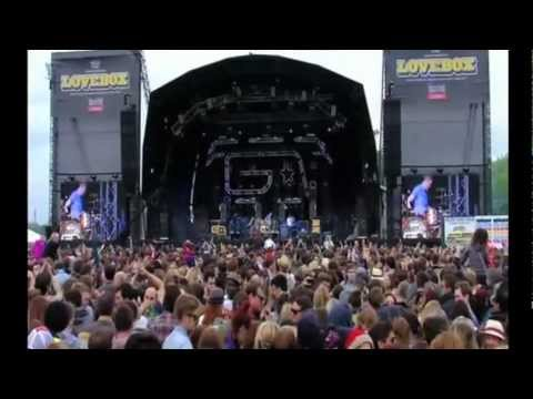 Groove Armada - Lovebox 2012 - My Friend / Song 4 Mutya