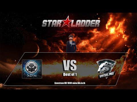 StarLadder - Season 10 Virtus Pro-Dota2 VS Natus Vincere เวลา: 22.45