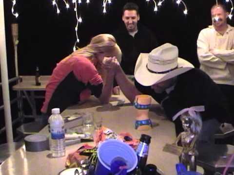 The 2005 Shasta Lake Women\'s Arm-Wrestling Championship
