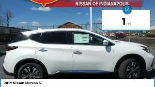 2019 Nissan Murano 1MU1419