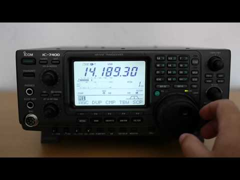ICOM IC-7400