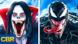 Morbius Is More Powerful Than Venom