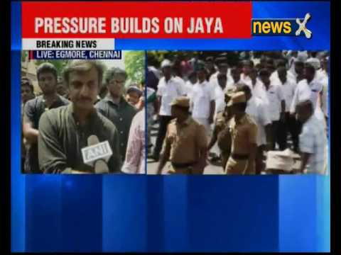 Protest to free Rajiv killers in Chennai