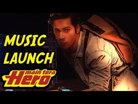 Main Tera Hero - Music Launch