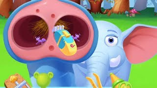 Animal Care Kids Games - Fun Play And Save The Jungle Animals - Jungle Doctor Games For Kids