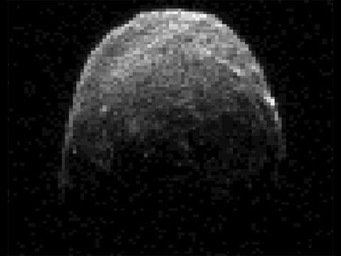 NASA on Close Encounter With Asteroid 2005 YU55