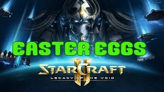 StarCraft II: Legacy Of The Void - Easter Eggs