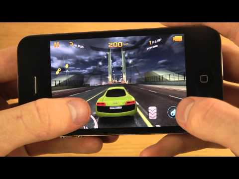 Asphalt 8: Airborne iPhone 4 iOS 7 Beta 6 HD Gameplay Review