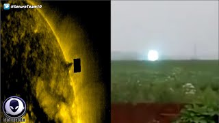 NASA Hides Giant UFO Next To Sun, Siberian Mystery Lights & More! 8/6/16