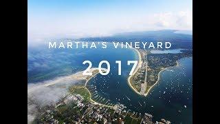 Martha's Vineyard [FULL HD] drone video