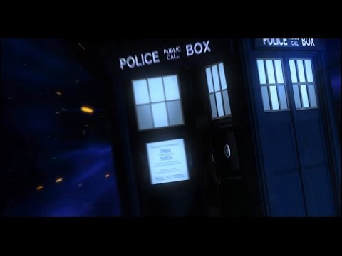 Peter Capaldi Doctor Who Series 8 Opening Sequence -- Finalized -  2014 intro