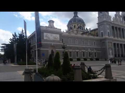 Spain - Madrid - Palacio Real Madrid