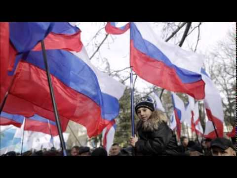 Crimea fetes anniversary of vote to join Russia