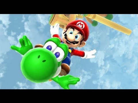 Review Super Mario Galaxy 2 ( Wii )