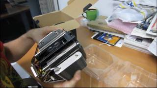 Cooler Master V8 Heatpipe CPU Heatsink Unboxing & First Look Linus Tech Tips
