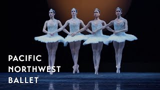 Swan Lake Dance Of The Small Swans Pacific Northwest Ballet