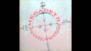 Watch Megadeth Sin video