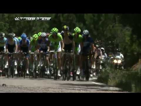 2013 Amgen Tour of California Stage 1 Highlights