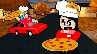 Roblox / Working at a Pizza Place - Doing ALL the Jobs! / Gamer Chad Plays