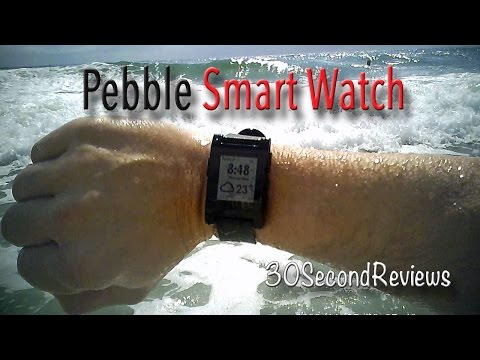 Pebble Smart Watch vs Apple (iWatch)