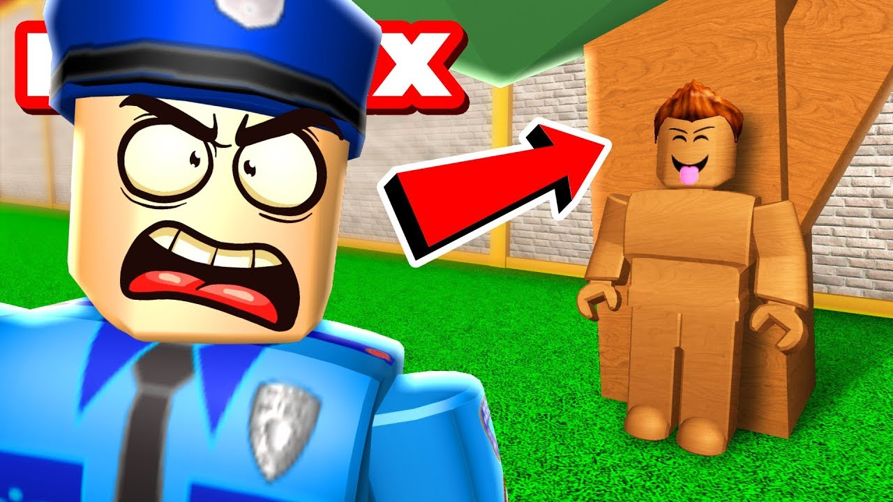ROBLOX DISGUISE PRANK!!