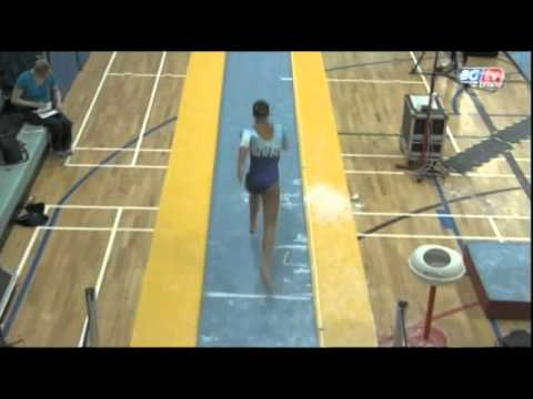 Imogen Cairns - British Team Championships- Vault