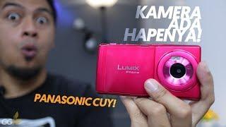 Ternyata PANASONIC Pernah Bikin LUMIX PHONE, Kamera yang Ada Smartphone-nya!