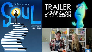 Pixar's Soul Teaser Trailer Breakdown Discussion