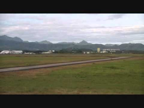 Clark Airport (Angeles City), Philippines to Singapore. Tiger Airways, A319