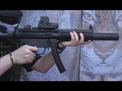 (Airsoft) VFC MP5SD3