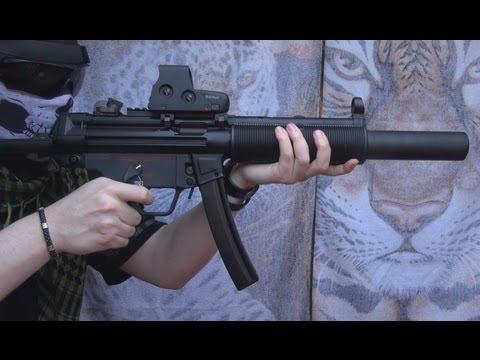 (Airsoft) VFC MP5SD3