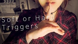 ASMR 7 Triggers Tapping & Touching for You to Fall Asleep