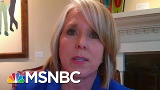New Mexico Helps Navajo Nation Where Federal Response Falls Short | Rachel Maddow | MSNBC