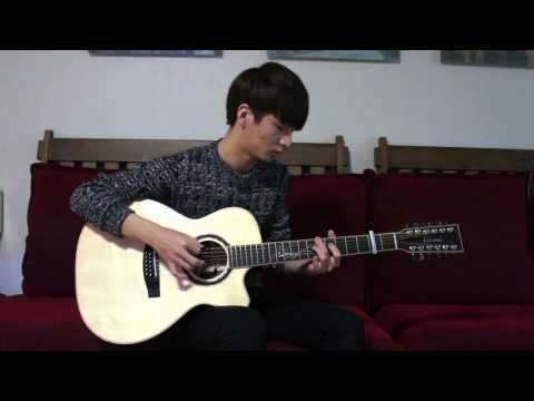 (guns N Roses) Sweet Child O'mine - Sungha Jung (12 Strings Ver) video