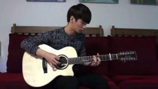 (Guns N Roses) Sweet Child O'Mine - Sungha Jung (12 Strings Ver)
