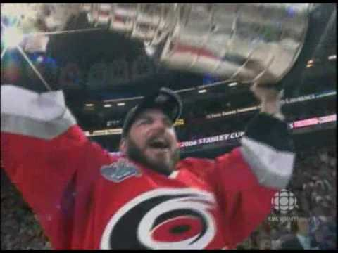2006 carolina hurricanes stanley cup presentation