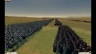 rome 2 total war TACTICS manipular legion fight