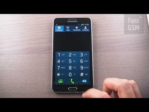 Unlock Galaxy Note 3 - How to Unlock Samsung Galaxy Note 3 (N9005,N900