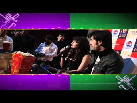 Ranbir And Priyanka At PVR | Anjaana Anjaani