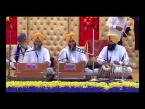 Bhai Malkit Singh Sujjon Wale Live At Pind Sujjon 2013 video