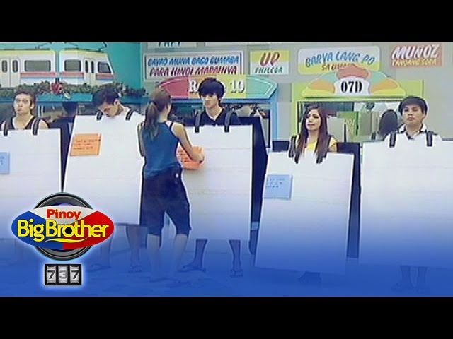 PBB 737 Update: Face-to-face nomination