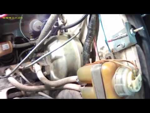 Видео как проверить тормоза