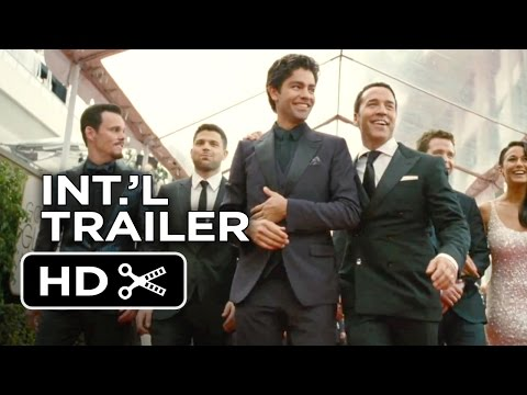 Entourage Official International Trailer #1 (2015) - Jeremy Piven, Mark Wahlberg Movie HD