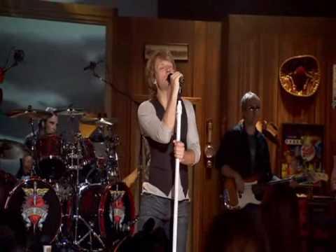 Bon Jovi - One Step Closer (HQ Lost Highway Concert) 2007