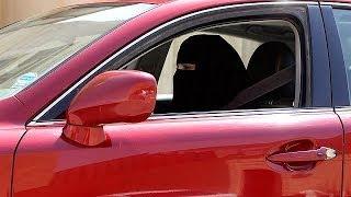 زنان عربستانی در مسیر دستیابی به حق رانندگی
