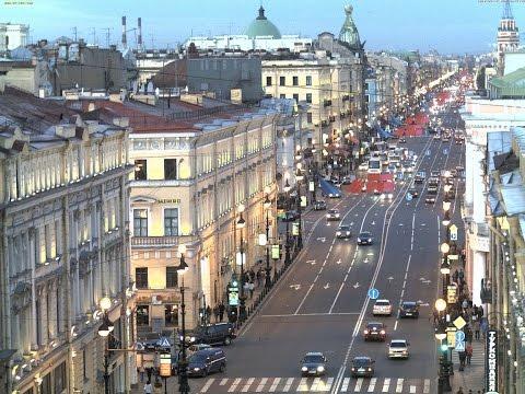 Невский проспект в Санкт-Петербурге, целиком