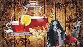 народный чай для похудения
