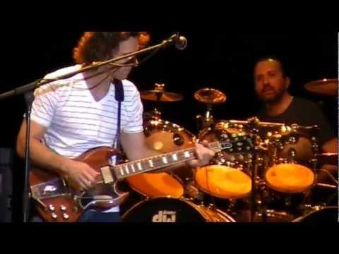 Dweezil Zappa Plays Zappa - Zomby Woof - Quebec august 5/2011